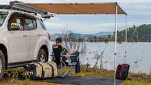 Load image into Gallery viewer, ARB ALUMINIUM TOURING AWNING WITH LIGHT KIT- 2500MM X 2500MM - Free Shipping on orders over $100 - Venture Overland Company