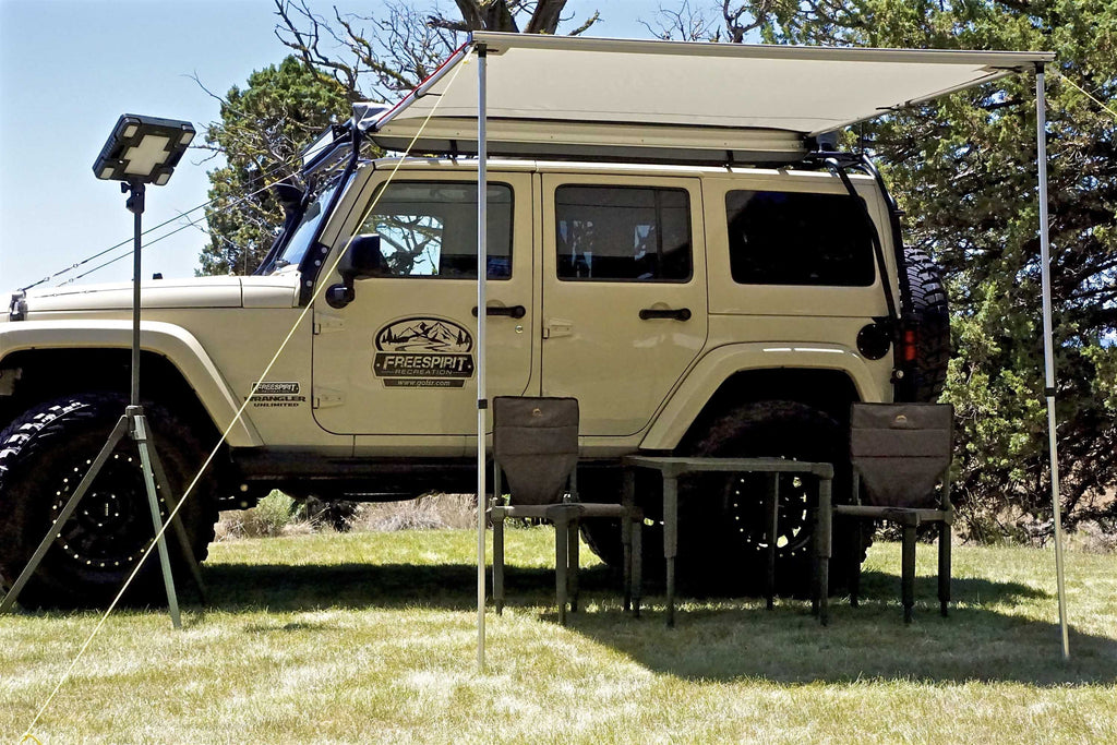 Freespirit Recreation Vehicle Awning - Free Shipping on orders over $100 - Venture Overland Company