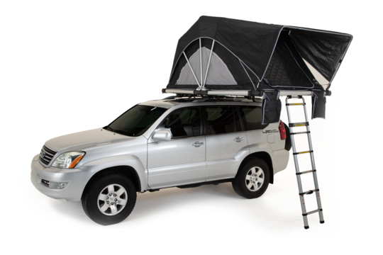 "Freespirit Recreation High Country 55"" Premium Roof Top Tent - Free Shipping on orders over $100 - Venture Overland Company"