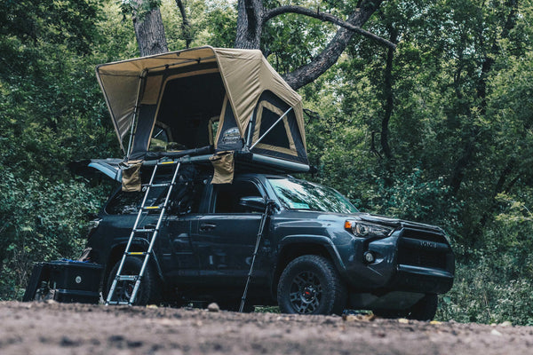 Fsr Adventure Series M55 Roof Top Tent Venture Overland