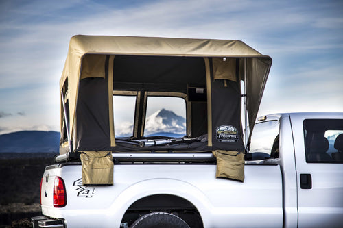 Freespirit Recreation: Adventure Series Manual 60 Roof Top Tent