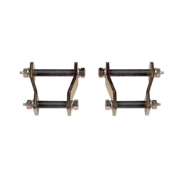 OMEGS12 - Old Man Emu Rear Greaseable Shackles (98-04 Tacoma with OME Dakar Leaf Springs)