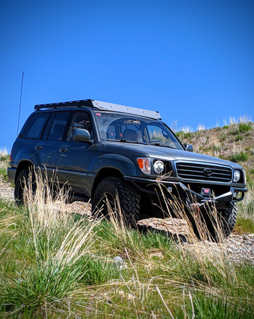 Land Cruiser 100 Series Roof Rack