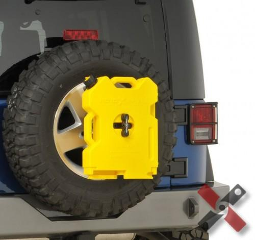 RotoPax 2 Gallon Diesel - Free Shipping on orders over $100 - Venture Overland Company
