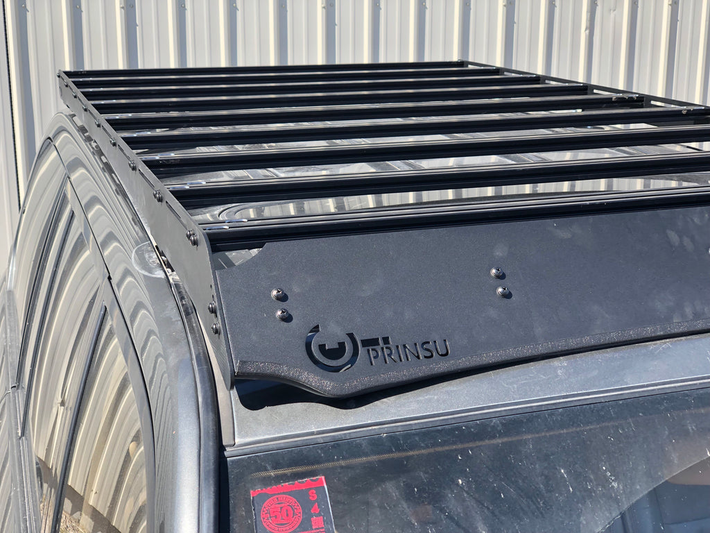 Prinsu Toyota Land Cruiser 100 Series 1998-2007 + Lexus LX470 Roof Rack - Free Shipping on orders over $100 - Venture Overland Company