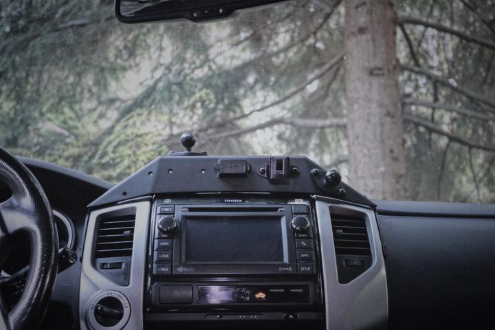 2ND Gen Toyota Tacoma Powered Accessory Mount (2TPAM) 2012-2015 - Free Shipping on orders over $100 - Venture Overland Company