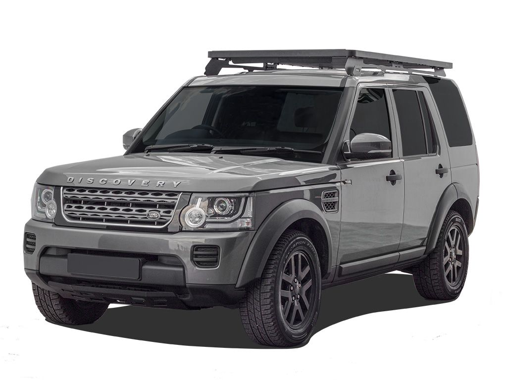 Front Runner Land Rover Discovery LR3 / LR4 Slimline II Roof Rack Kit - Free Shipping on orders over $100 - Venture Overland Company