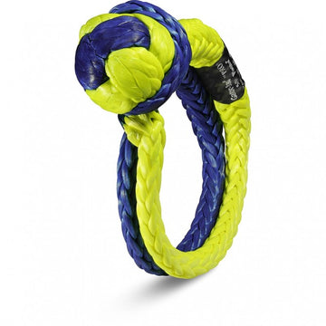 Mega Gator-Jaw® PRO Synthetic Shackle by Bubba Rope