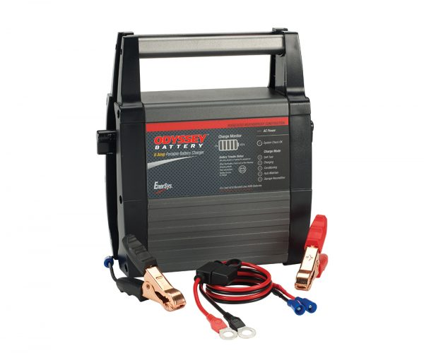 ODYSSEY 6 Amp Battery Charger OBC-6A - Free Shipping on orders over $100 - Venture Overland Company