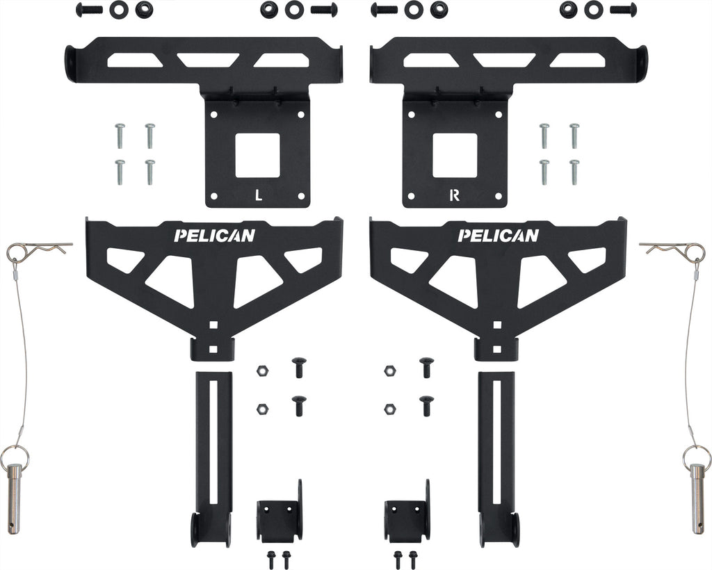 Pelican XBEDMT001C Cross-Bed Mount (Ford BoxLink)
