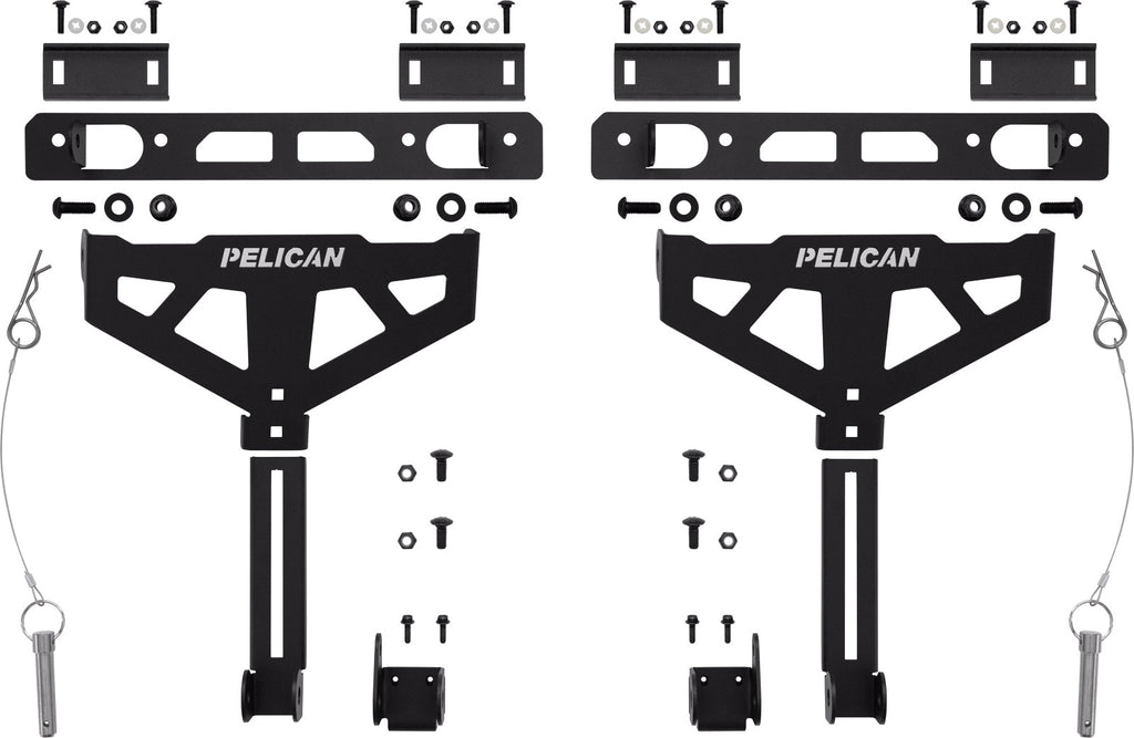 Pelican XBEDMT001A Cross-Bed Mount (Universal) - Free Shipping on orders over $100 - Venture Overland Company