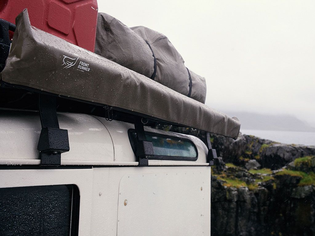 Front Runner Easy-Out Awning Brackets - Free Shipping on orders over $100 - Venture Overland Company