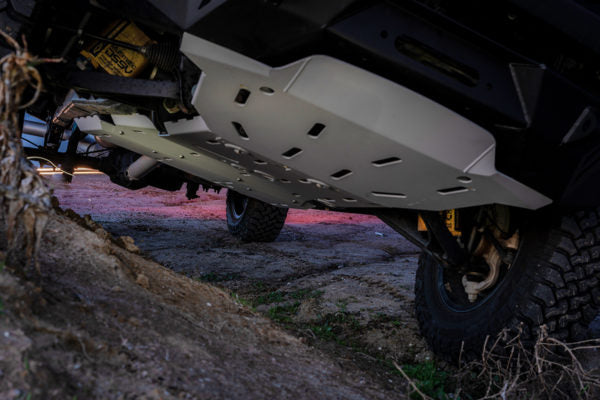 CBI Chevy Colorado ZR2 + Z71 Full Overland Skid Plates - Free Shipping on orders over $100 - Venture Overland Company