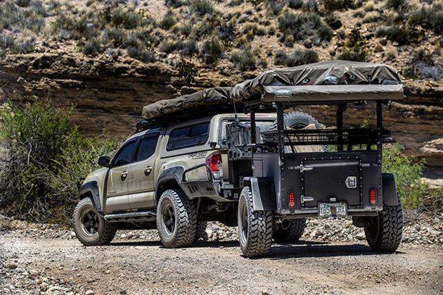 Off Road Trailers from Freespirit Recreation Go Anywhere ...