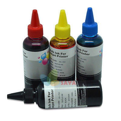 400ml pigment sublimation Ink for Epson refillable cartridges 44 60 73 125 124 - leafypro