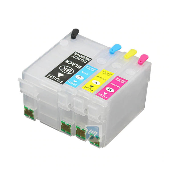 Refillable ink cartridge T252 XL #252 xl for Epson workforce wf-7210 wf-7710 wf-7720 wf-7610 wf-7110 wf-7620 EMPTY