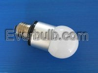 Red 3W HEHO LED bulbs replace 40W
