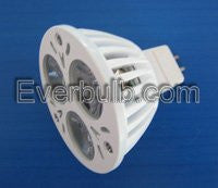 3W cool white LED MR16 bulb replace 20W halogen - leafypro