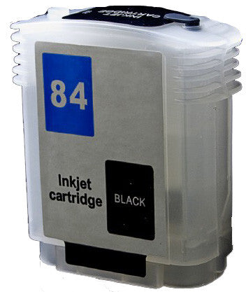 Refillable 84 black ink cartridge C5016A for HP Designjet 10ps 20ps 50ps 130 130gp 130nr 30 30n 90 90gp 90r series