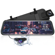 Full-Screen Mirror Dash Cam - Smart-Novelty.com