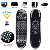 Mini Wireless Keyboard Air Mouse - Smart-Novelty.com