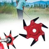 Universal 6 Blades Trimmer Head for Lawn Mower - Smart-Novelty.com