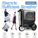 Travel Suitcase Intelligent Carry on Robot Luggage - Smart-Novelty.com