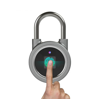 Waterproof Smart Lock With Fingerprint - Smart-Novelty.com