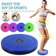 Fitness Waist Twisting Disc