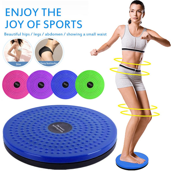 Fitness Waist Twisting Disc - Smart-Novelty.com