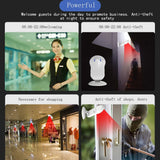 Welcome Motion Sensor Alarm Doorbell - Smart-Novelty.com