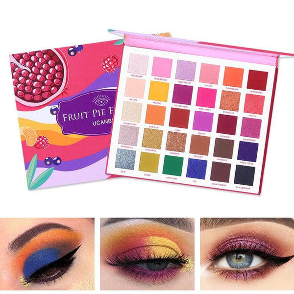 30 Colors Fruit Pie Filling Makeup Kit - Smart-Novelty.com