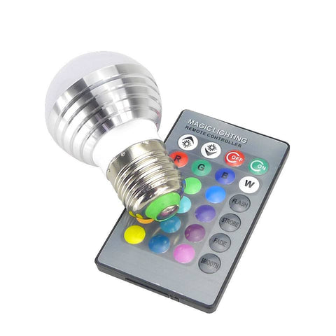 Smart LED RGB Bulb Lamp - Smart-Novelty.com