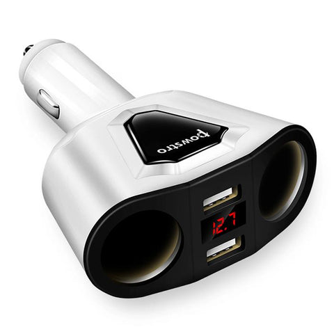 2 X 2 USB Car Charger