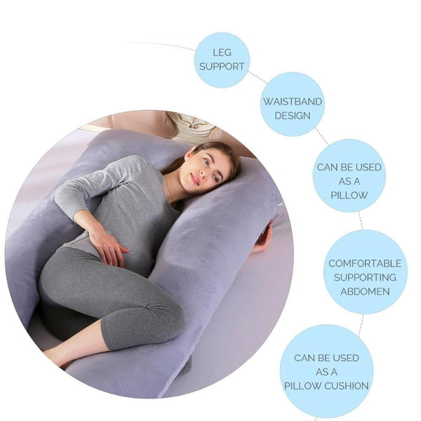 Pregnancy U-shaped Pillow