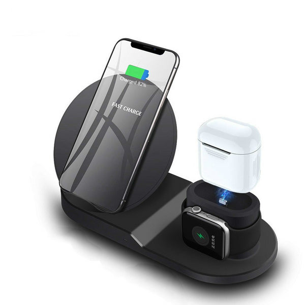 Universal Wireless Charger Dock