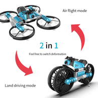 2 in 1 Drone Motorcycle - Smart-Novelty.com