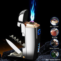 4 In 1 Multifunction Lighter - Smart-Novelty.com