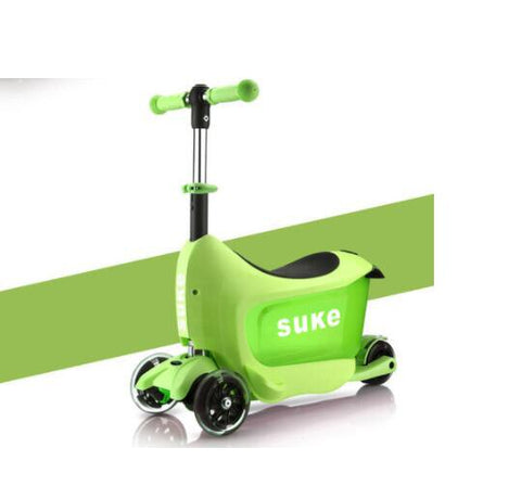 Kids Scooter Suitcase - Smart-Novelty.com