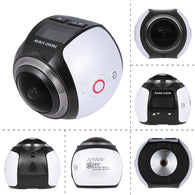 360 Ultra HD Panoramic Wifi Action Camera - Smart-Novelty.com