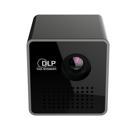 Pocket DLP Mini Projector Cube - Smart-Novelty.com