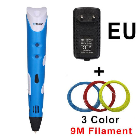 3D Filament Pen - Smart-Novelty.com