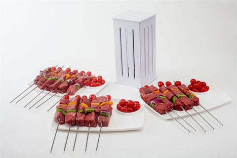 Meat Skewer Kabob Maker Box - Smart-Novelty.com