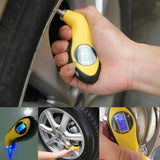 Digital LCD Car Tire Air Pressure Meter - Smart-Novelty.com