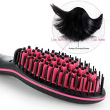 Straightening Hair Brush - Smart-Novelty.com
