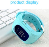 KidSmart GPS Tracker Wristwatch