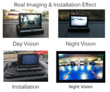 Night Vision Rear view Camera with 4.3'' TFT LCD Monitor - Smart-Novelty.com
