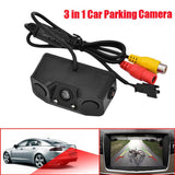 3 in 1 Car Parking Sensor
