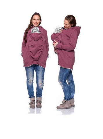 Maternity Baby Hoodie - Smart-Novelty.com