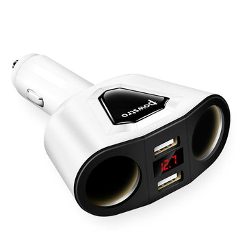 2 X 2 USB Car Charger - Smart-Novelty.com